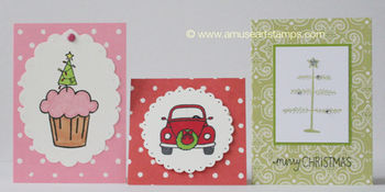 Holiday tags 2