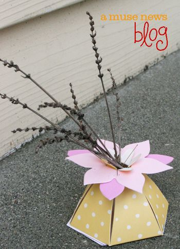 Flower bin