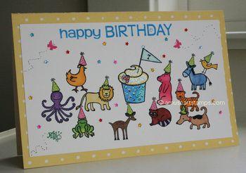 Funnest birthday card