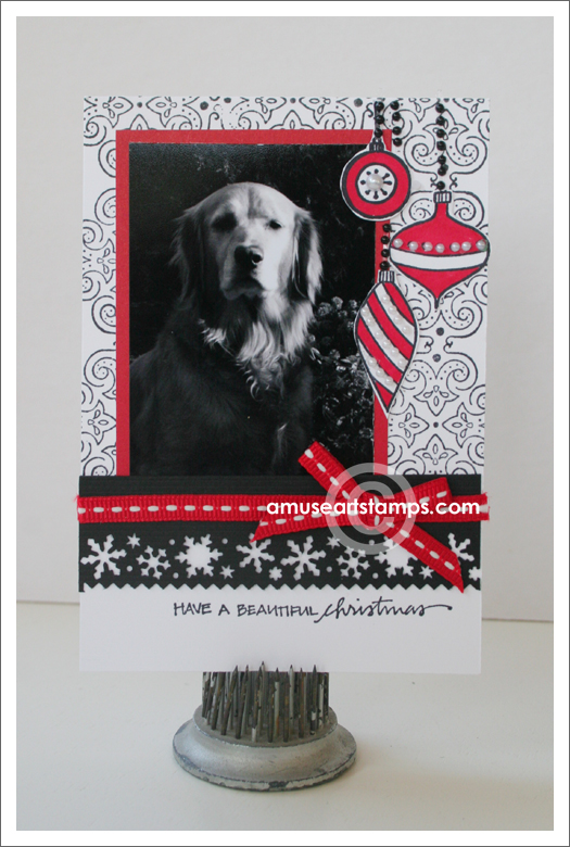 Sherry's doggy card