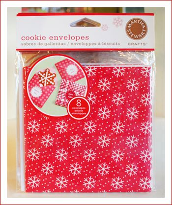 Cookie envelopes