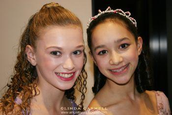Hailey and olivia2