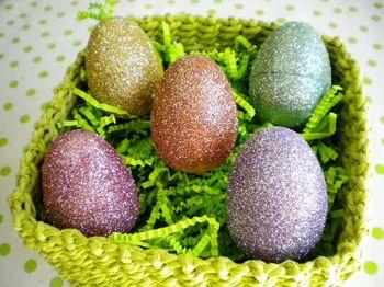 Glitter eggs copy