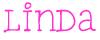 Linda pink sig