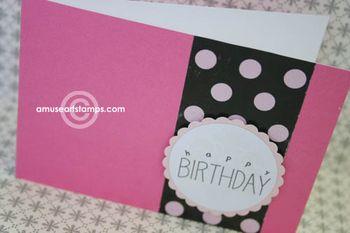 Tape birthday