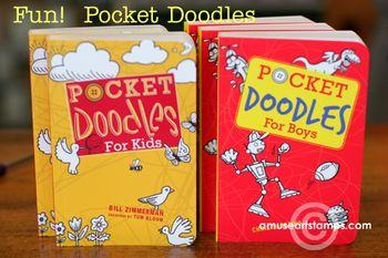 Pocket doodles