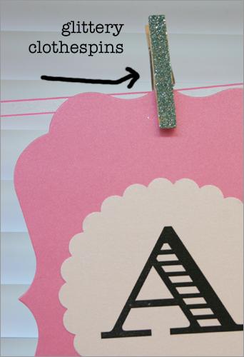 AP clothespins