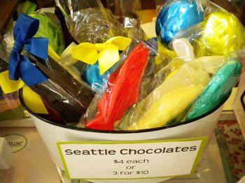 Seattle chocolates