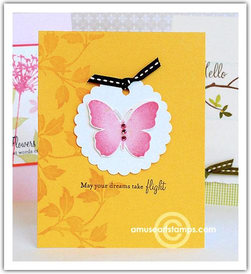 Krystiebutterfly