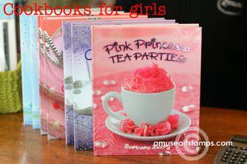 Cookbooks for girls