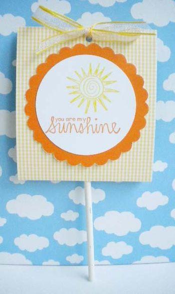 Sunshine sucker