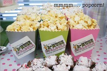 AP popcorn