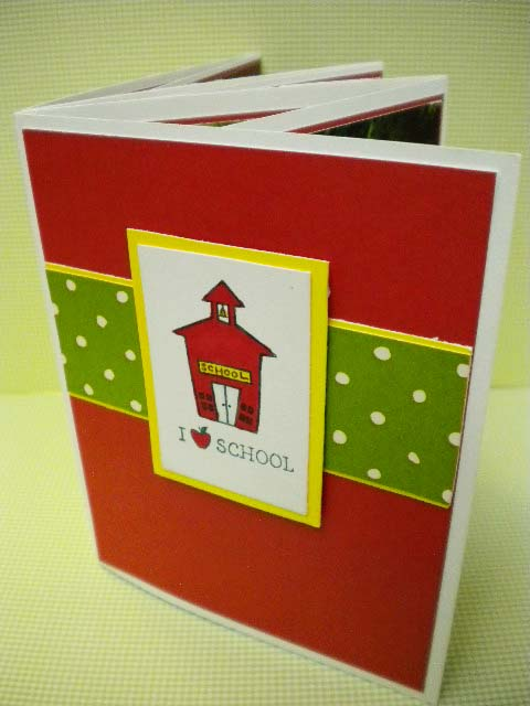 School mini album