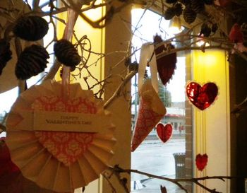 Valentines tree