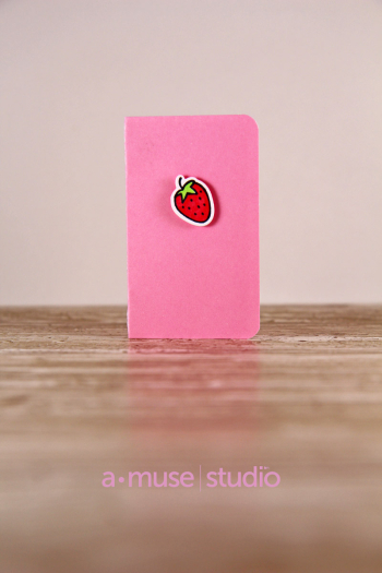A Muse Studio Heart Pop Up berry special front