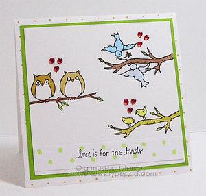 Manylovebirds